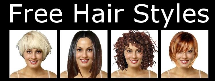 Free Hair Styles